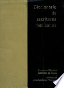 Diccionario de escritores mexicanos, siglo XX: A-CH