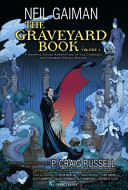 The Graveyard Book Graphic Novel
