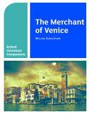 Oxford Literature Companions  the Merchant of Venice