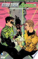 Star Trek Green Lantern  2