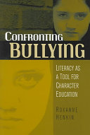 Confronting Bullying book
