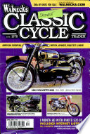 WALNECK'S CLASSIC CYCLE TRADER, APRIL 2005
