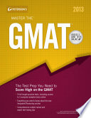 Master the GMAT  Practice Test 4