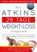 Das Atkins 28 Tage Weight-Loss Programm