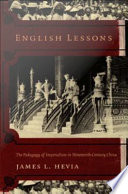 English Lessons Lessons Explores The Ways That Euroamerican Imperial Powers
