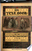 The Yearbook of the United Brethren in Christ for the Year of Our Lord and Savior Jesus Christ