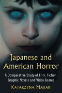 Book Japanese and American Horror