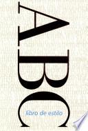 Libro de estilo de ABC
