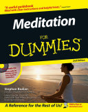 Book Meditation For Dummies