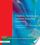 Children Parents And Teachers Enjoying Numeracy