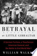 Betrayal At Little Gibraltar : offensive and the 100-year-old cover-up...