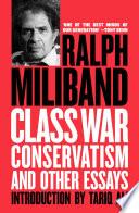 Class War Conservatism