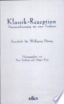 Klassik rezeption
