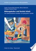 Bildungskultur und soziale Arbeit