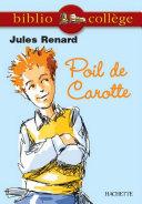 Bibliocoll  ge   Poil de Carotte  Jules Renard