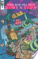 Teenage Mutant Ninja Turtles Dimension X 1