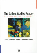 The Latino Studies Reader