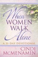 When Women Walk Alone Book PDF