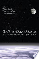 God in an Open Universe