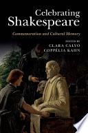 Celebrating Shakespeare book