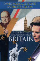 The Ideas That Shaped Post War Britain