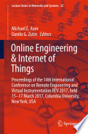 Online Engineering   Internet of Things