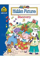 Hidden Pictures Discovery Activity Zone