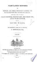 Tabulated Reports on Schools Inspected     by Her Majesty s Inspector s  of Schools  Etc  1858 60 Book PDF