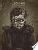 Zombie-Malbuch für Erwachsene 1