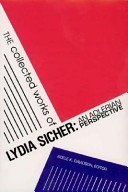 The Collected Works Of Lydia Sicher
