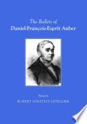 The Ballets of Daniel-François-Esprit Auber