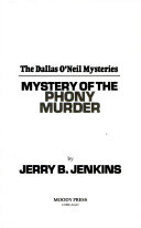 Mystery of the Phony Murder