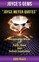 Joyce Meyer Quotes