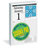 2011 CALENDARS   THE SMART SUDOKU PAD   PAGE A DAY