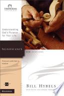 download ebook significance pdf epub