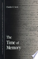 The Time of Memory