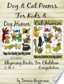Funny Dog & Cat Poems For Kids & Rhyming Books For Children (Dog & Cat Jerks)