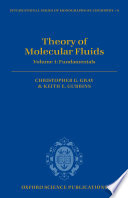 Theory Of Molecular Fluids book