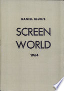 Daniel Blum s Screen World  1964