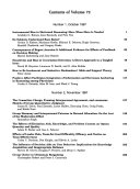 Organizational Behavior And Human Decision Processes book
