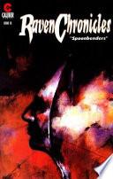 Raven Chronicles 15 Spoonbenders