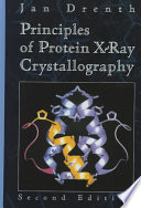 Principles of Protein X ray Crystallography
