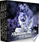 Romance Box Set  Three Romantic Suspense Thrillers
