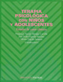 Terapia Psicologica Con Ninos Y Adolescentes Psychological Therapy With Children And Adolescents