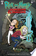 Rick and Morty vs. Dungeons & Dragons #2