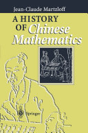 A History of Chinese Mathematics
