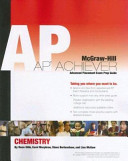 Ap Achiever Advanced Placement Exam Preparation Guide For Ap Chemistry