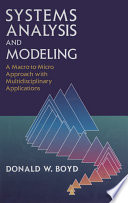 Systems Analysis And Modeling book