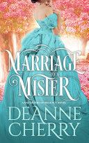 Marriage to a Mister Pdf/ePub eBook