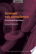 illustration Science est conscience